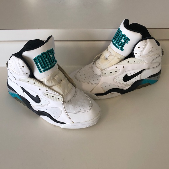 nike air force 180 mid emerald for sale